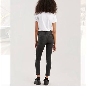 Levi's Jeans - Levi's 721 high rise skinny distressed jeans 28